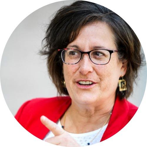 Miriam Morgenstern, Social Justice Educator & </br>Curriculum Consultant