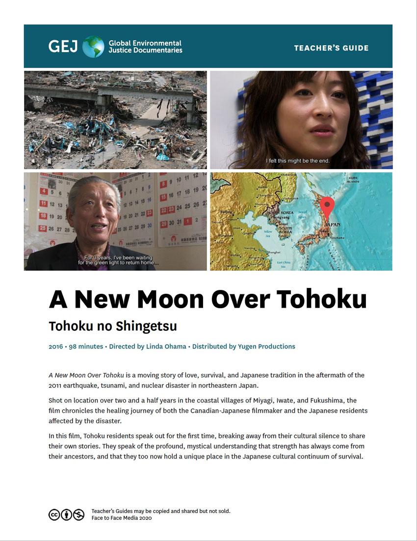A New Moon Over Tohoku